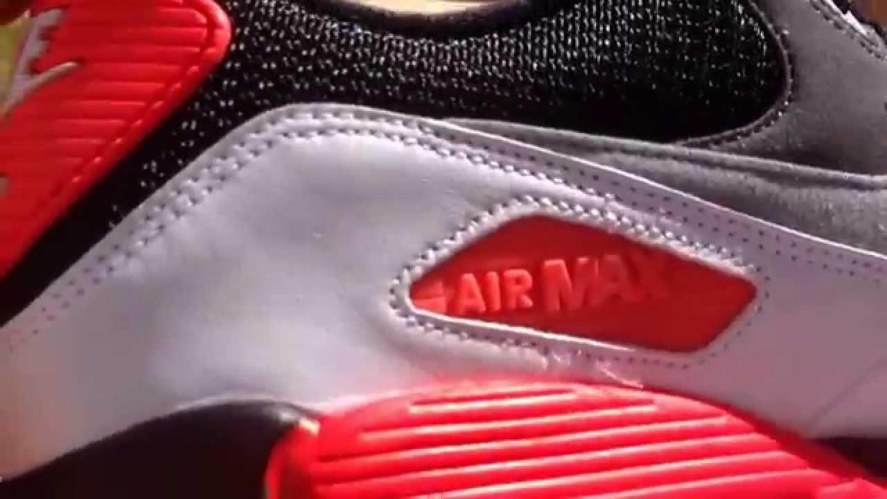 2015 Nike Air Max 90 'Infrared' 3