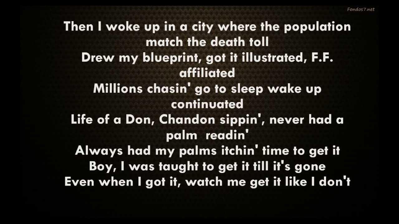 Big Sean Light Lyrics