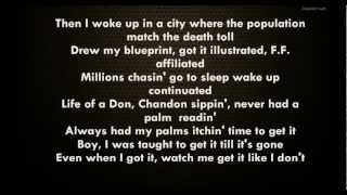 Big Sean - Guap (Lyrics)