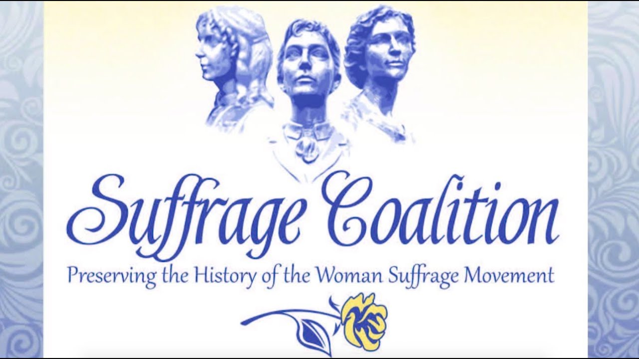 2020 Be More Award - Suffrage Coalition