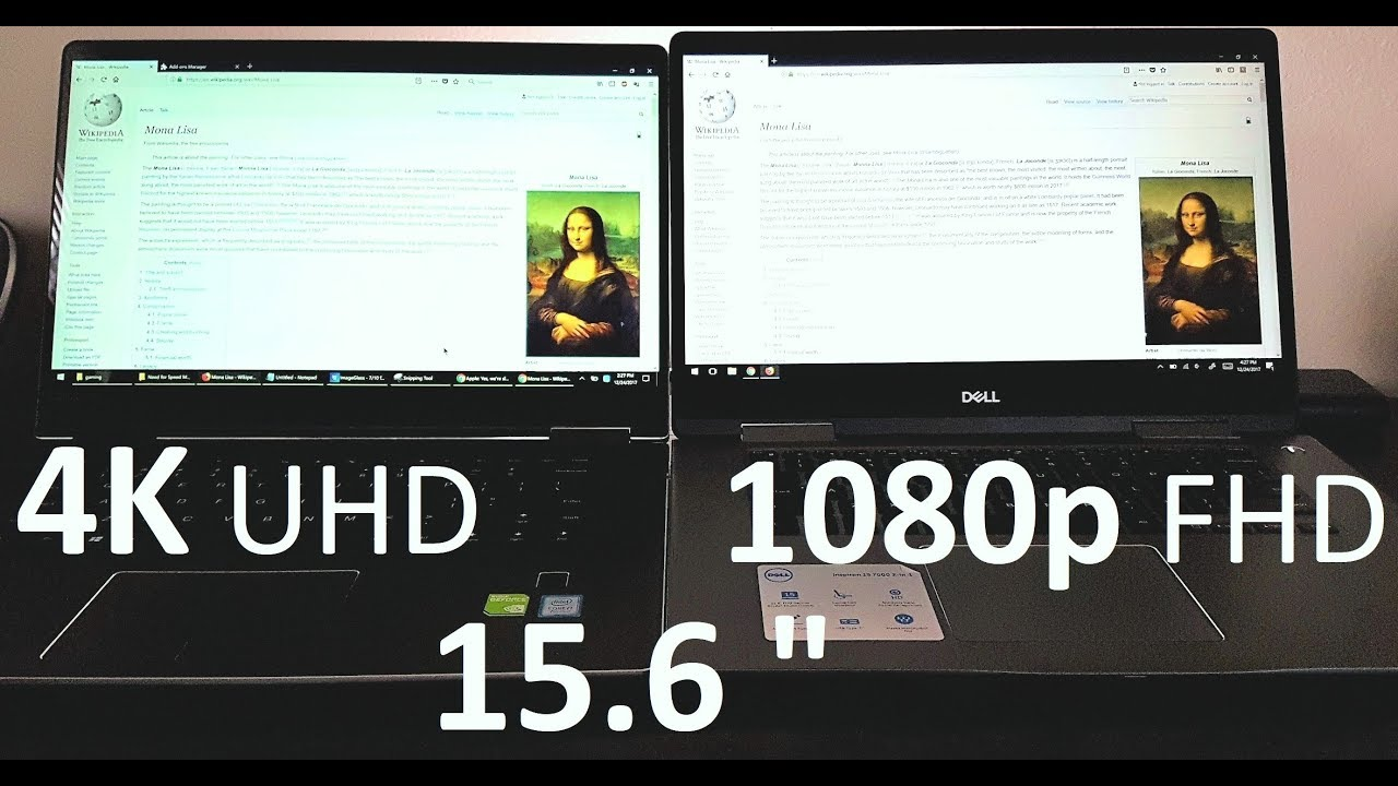 The best 4K laptops 2018: top Ultra High Definition notebooks