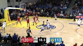 Cleanthony Early (24 points) Highlights vs. Memphis Hustle