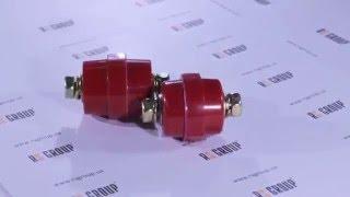 #3 Изоляторы шинные дистанционные SM(Купить изоляторы можно у нас в интернет магазине Ссылка на товар : http://rsgroup.com.ua/g3211461-izolyatory-shinnye-distantsionnye ТОВ