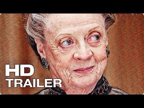 АББАТСТВО ДАУНТОН Русский Трейлер #1 (2019) Мэгги Смит Drama Movie HD