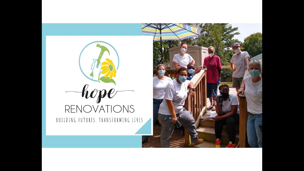 Hope Renovations presentation to Building Membership Council Governing Committee