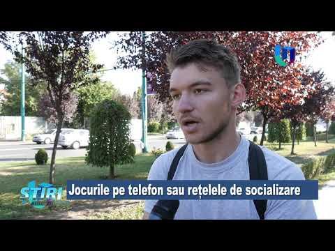 TeleU: Jocurile pe telefon sau rețelele de socializare