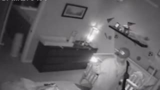 mom hears man say wake up baby on monitor then realizes shes never heard this voice before