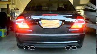 Mercedes CLK500 vs. BMW 135i