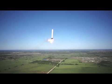 Grasshopper 250m Test | Ring of Fire