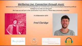 Wellbeing Live: Connection Through Music with Fred Claridge