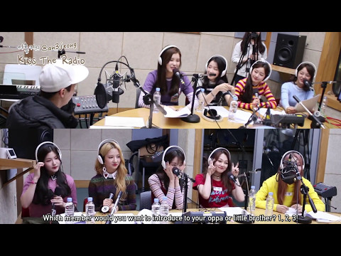 [ENG SUB] 170319 Gugudan on Lee Hongki's Kiss The Radio