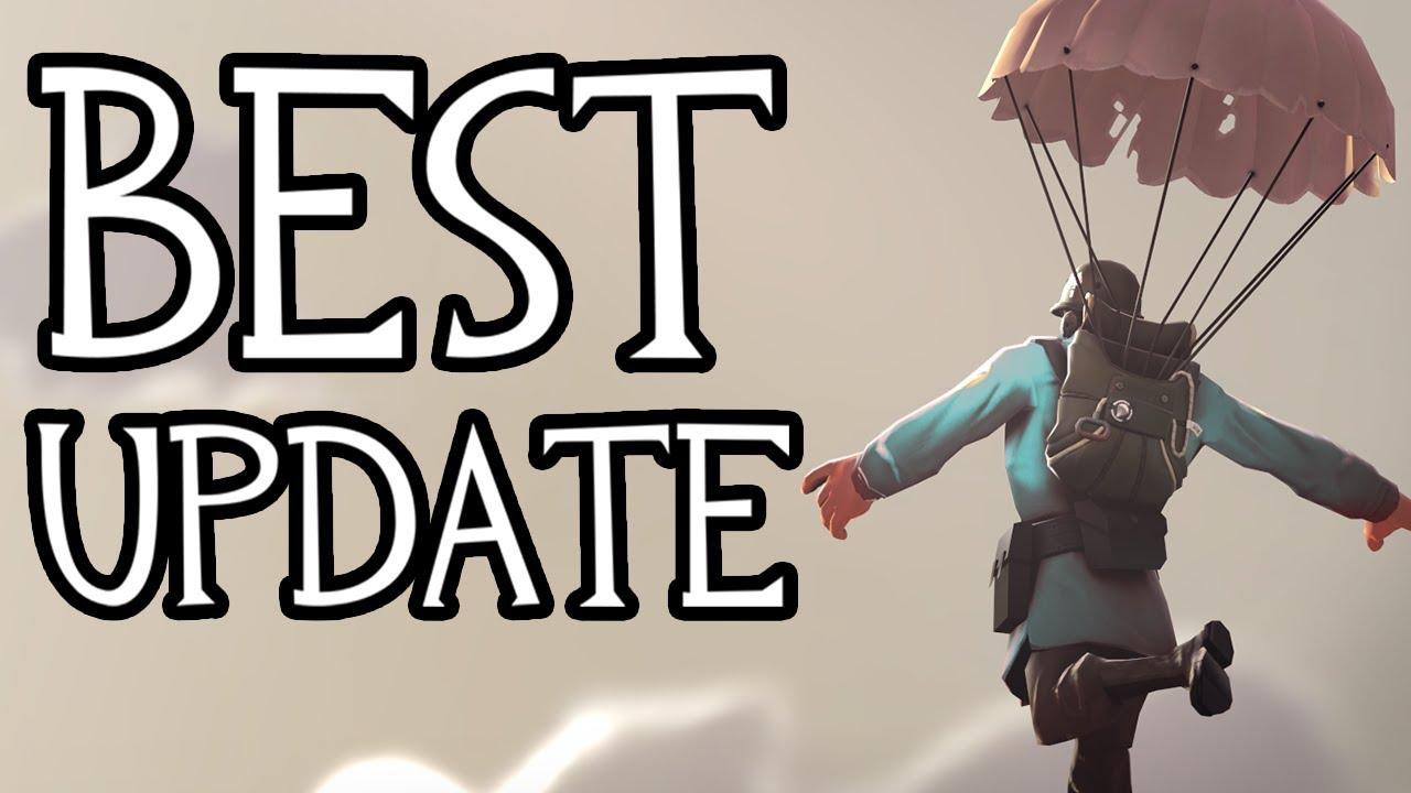 TF2: BEST UPDATE - YouTube