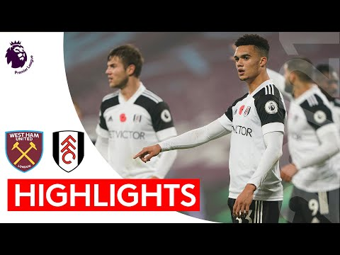 West Ham Fulham Goals And Highlights