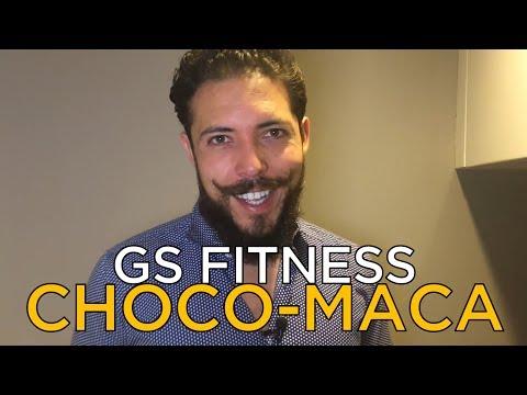Bebida Afrodisiaca Natural: Choco-Maca