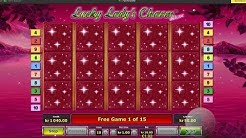 Big Win - Lucky Lady's Charm Deluxe.