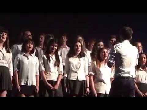 Highgate School Heathgate House Singing 2016 - Take Me to Church by Hozier