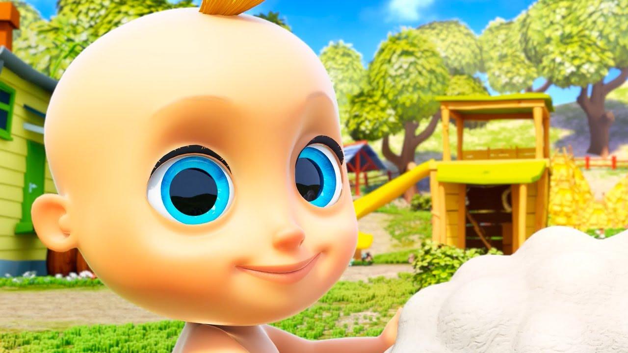 La Pequeña Bo Peep - Canciones Infantiles | El Reino Infantil