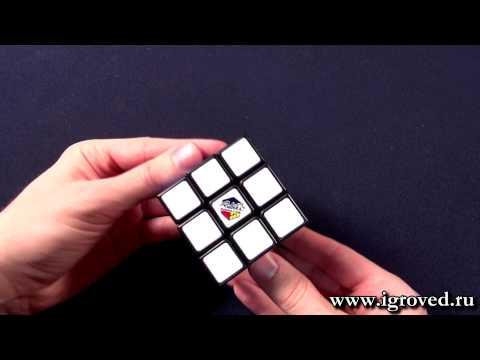 Кубик Рубика 3х3. Обзор...