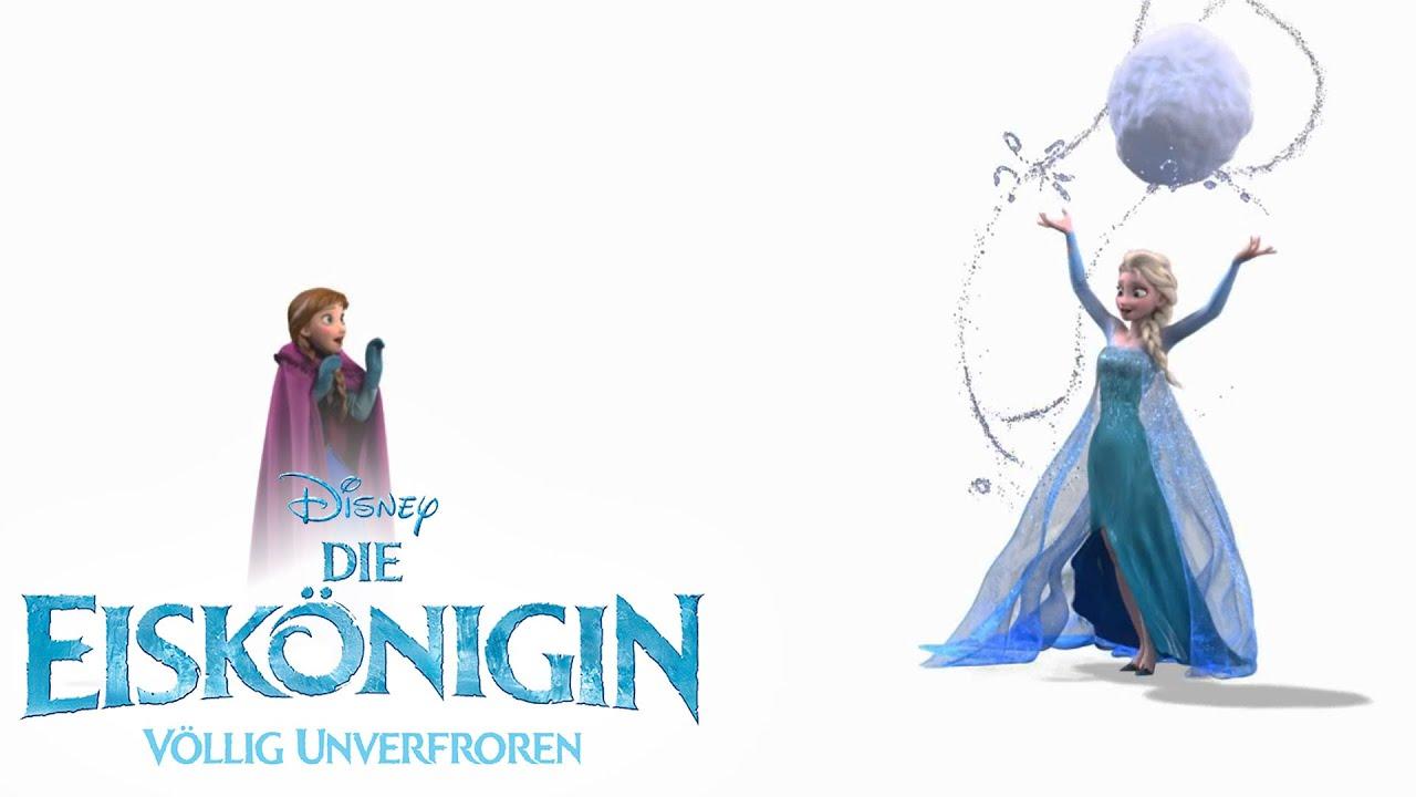 DIE EISKÖNIGIN - VÖLLIG UNVERFROREN - Schneeballschlacht - Disney ...