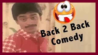 PUDHIR Tamil Movie : Chinni Jayanth Back 2 Back Comedy Scenes