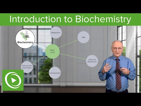 Introduction to Biochemistry – What is Biochemistry? | Medical Education Videos