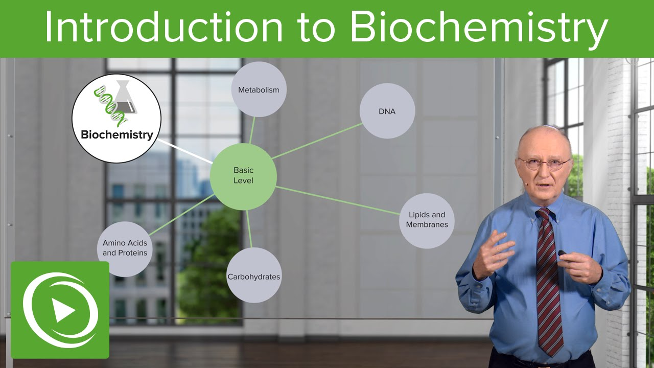 introduction to biochemistry – what is biochemistry? | medical, Human Body