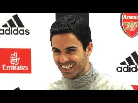 Arsenal 2-0 Man Utd - Mikel Arteta FULL Post Match Press Conference - SUBTITLES