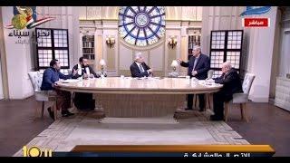 مشادة على الهواء في حلقة «الإبراشي» عن مشروع قانون الإيجار القديم (فيديو) | المصري اليوم