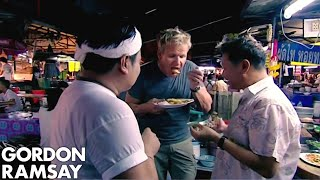 Gordon Ramsay Travels To Bangkok | Gordon\'s Great Escape