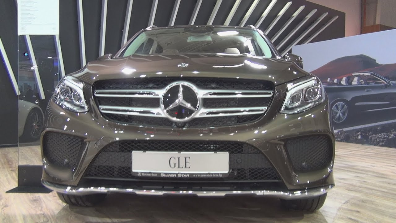 Mercedes Benz Gle 400 4matic Suv 2018 Exterior And Interior Youtube