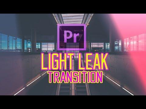 Tutorial: Membuat Transisi Dengan Objek Cahaya -  Light Leak Transition Adobe Premiere Pro