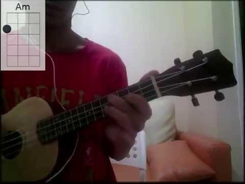 Foo Fighters The Pretender Ukulele Cover Chords Tutorial Youtube