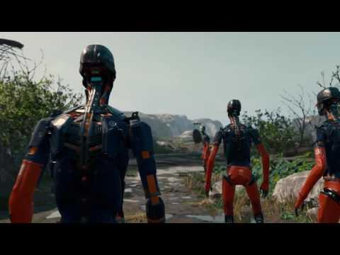 Короткометражка   Адам   Adam   фантастика на движке Unity HD