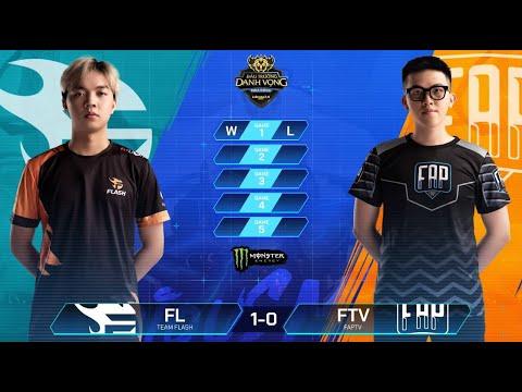 Team Flash Vs FAPtv   FL Vs FTV [Vòng 7 - 13.08] - ĐTDV Mùa Đông 2019