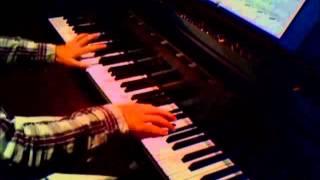 Alkan Op.32-1 No.3.Fantasietta alla moresca