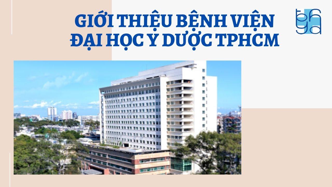 [ENGVOICE – VIETSUB] Giới thiệu Bệnh viện Đại học Y Dược TPHCM  UMC   Bệnh viện Đại học Y Dược TPHCM