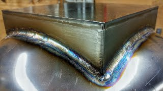 Projekt Edelstahl Smoker #4 - Kochplatte für die Feuerbox - Smoker selber bauen