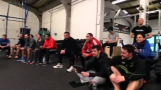 Dmitry Klokov - Oxford, Athlete Centre
