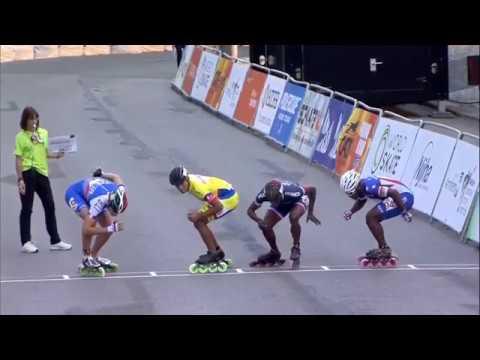 JUNIOR Men ONE LAP - Final - ROAD - Speed Skating | World Championships 2018 - Heerde