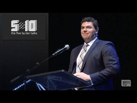 Opening Remarks Tucker Reed and Leslie Schultz | 5x10 Talks 2016