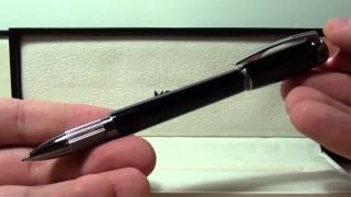 Montblanc Starwalker Fineliner/Rollerball Pen 105656 - Review