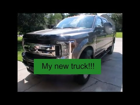 Guess what my new vehicle is... It's definitely a Ford...