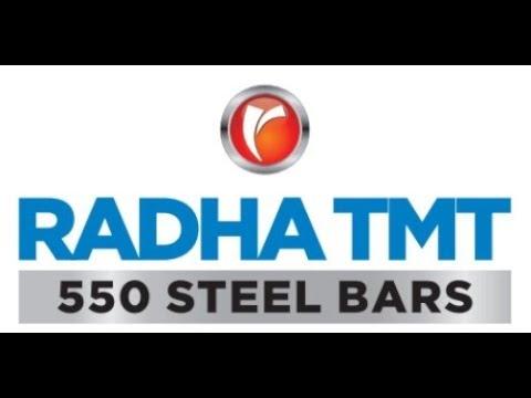Radha TMT 550 Steel Bars - Corporate Movie