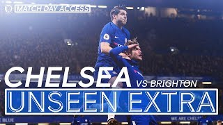 Tunnel Access Chelsea Vs Brighton | Unseen Extra