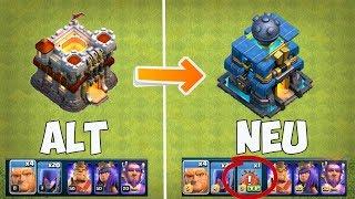 RATHAUS 12 - Das Update hat alles verändert! ☆ Clash of Clans