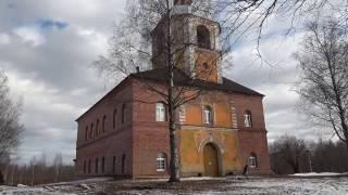 видео Антониево-Дымский монастырь (Тихвин)