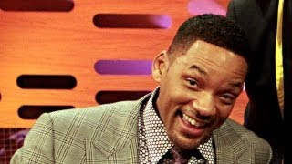 "WILL SMITH: Rapping the ""Fresh Prince"" theme song! (The Graham Norton Show)"