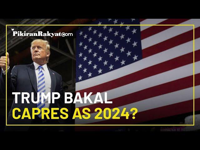 Bakal Capres 2024, Mantan Presiden AS Donald Trump Nyatakan Diri Sebagai Masa Depan Partai Republik