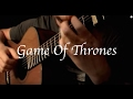 Game Of Thrones - Fingerstyle Guitar