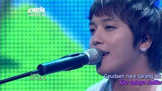 100613 CNBlue    Love Light Live (Sub Indonesia)